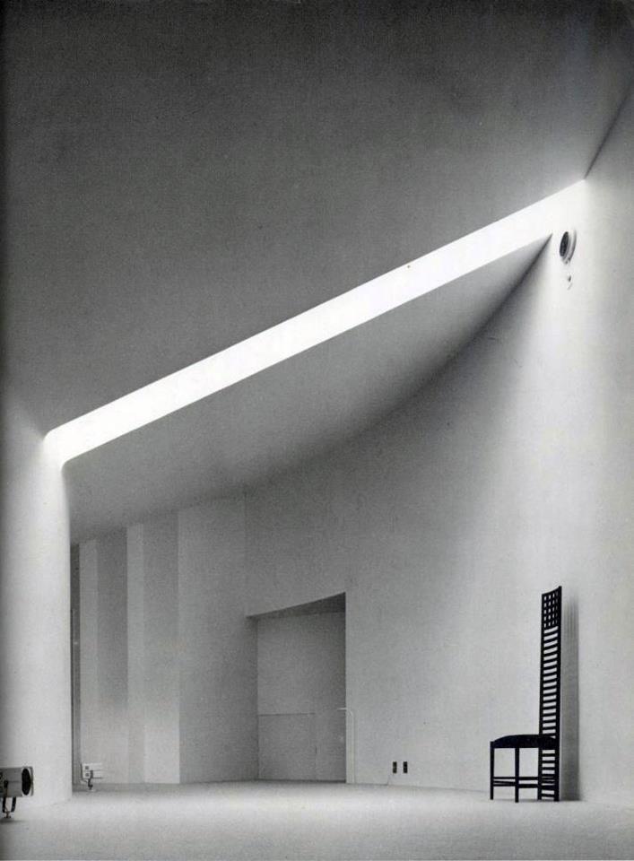 Toyo Ito. White U House, Tokyo.