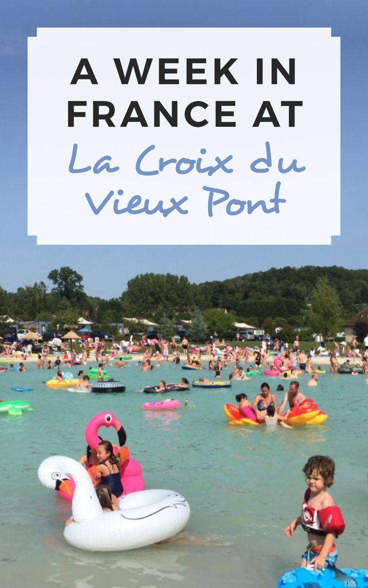 A week in France at La Croix du Vieux Pont / Sophie's Suitcase