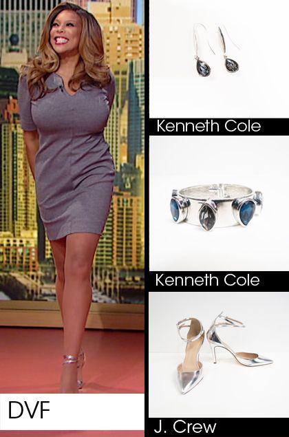 Wendy Williams' Wardrobe | The Wendy Williams Show