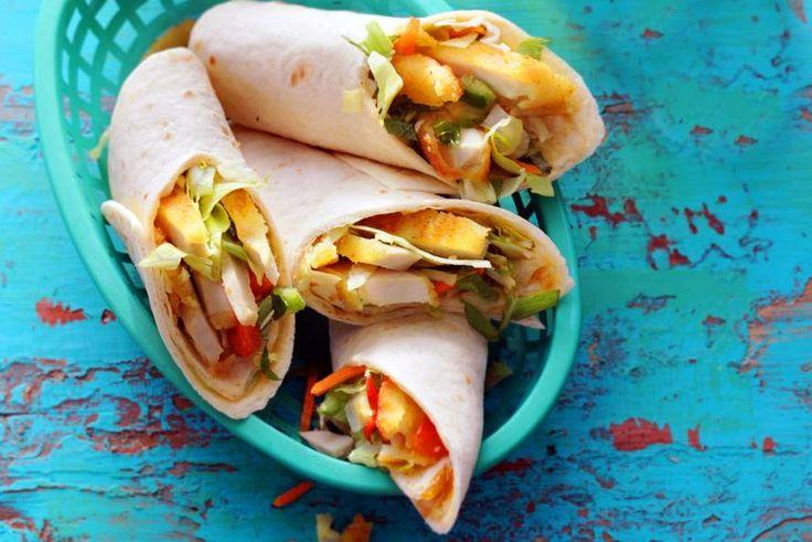 12 mei 2017 - Kipschnitzel + mango chutney in de bonus = de voordeligste combinatie crunch met zoet.- Recept - Allerhande