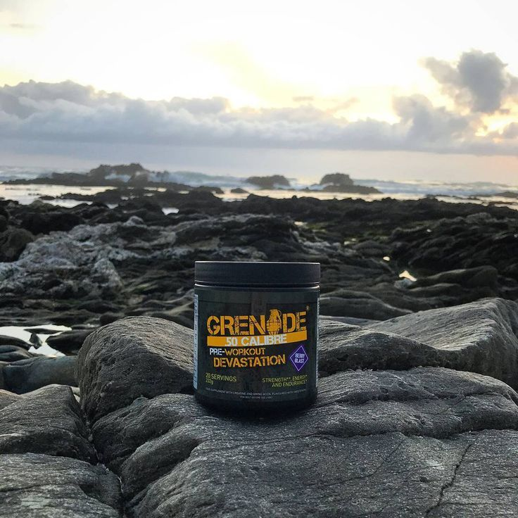 Grenade .50 Calibre contains large dosages of Citrulline Malate (the most proven NO-boosting amino acid) high nitrate Beta Vulgaris high-dose flavanol-rich Theobroma Cacao and numerous other effective ingredients that support muscular blood flow. . Of course no Pre-Workout product would be complete without beta alanine caffeine and creatine as they are backed by thousands of scientific studies in exercise performance. Additionally bicarbonate electrolytes are added to resist the…