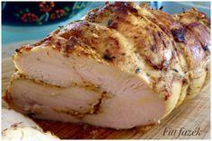 Fitt fazék kultúrblog : 100 % csirkemell sonka házilag.