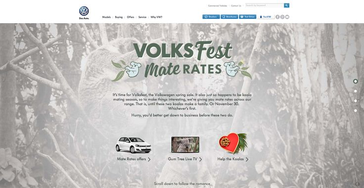 Project: volksfest.com.au Mate Rates Integrated Campaign. Role: Producer. Agency: Tribal DDB.