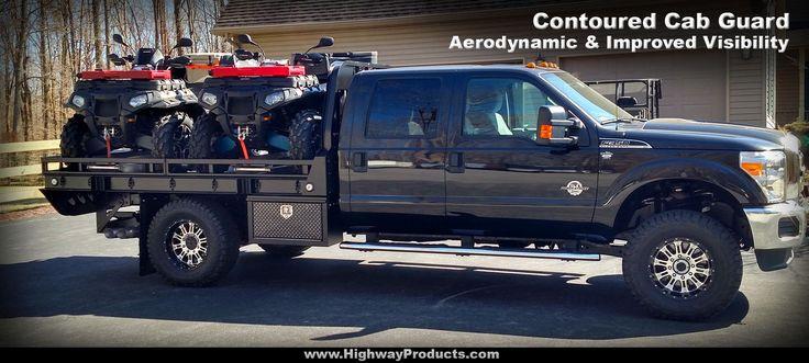 Aluminum Pickup Truck Flatbeds 3
