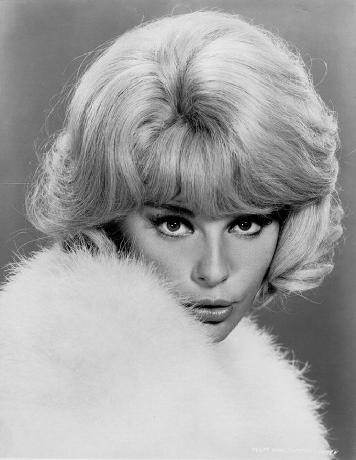 61 Best Images About Elke Sommer On Pinterest