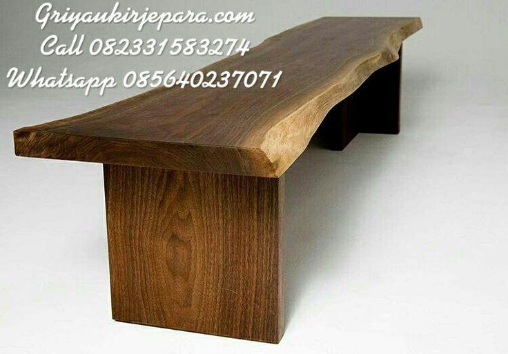 Meja Kayu Trembesi atau kayu Suar Jepara, untuk ukuran dan lain lain bisa di sesuaikan dengan kebutuhan ruangan. For on please contact us on whatsapp 085640237071 Phone 082331583274  - Suar Wood / Trembesi Wood is one of more product from Mebel Furniture in Jepara.