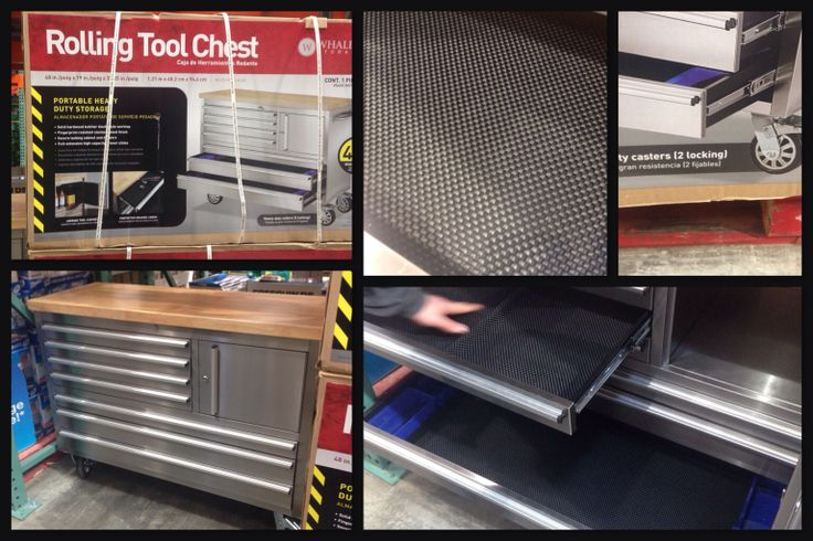 This Is A Rolling Tool Chest At Costco I Am Thinking Of