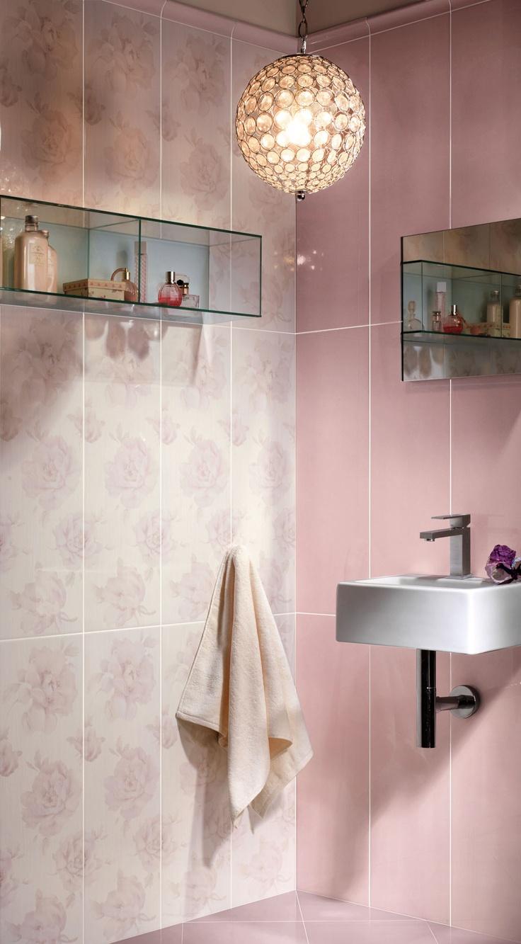 7 best Petali piastrelle da rivestimento per bagni images on Pinterest  Bathroom tiling Room