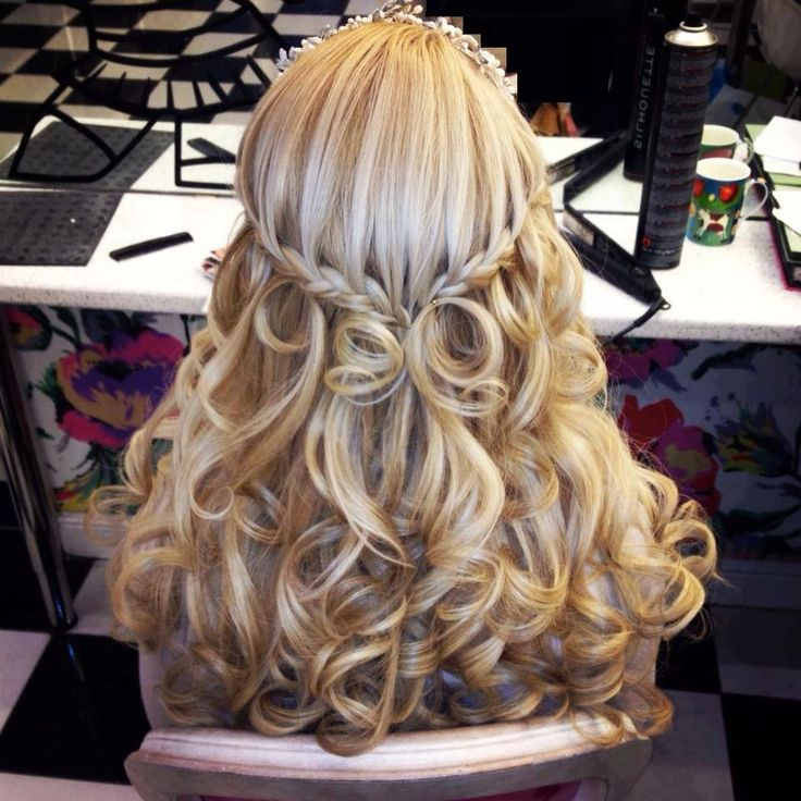 Confirmation Hairstyles For Long Hair Best Christmas Hairstyle Ideas And New Year39s Eve Hairstyles
