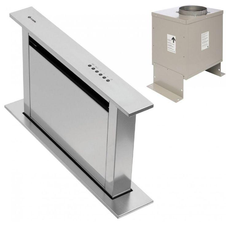 Stainless Steel Inline Fan Motors : Best downdraft extractor hood hotte images on