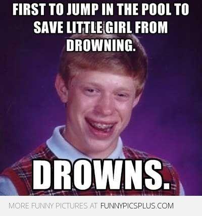 15 Best Bad Luck Brian Memes