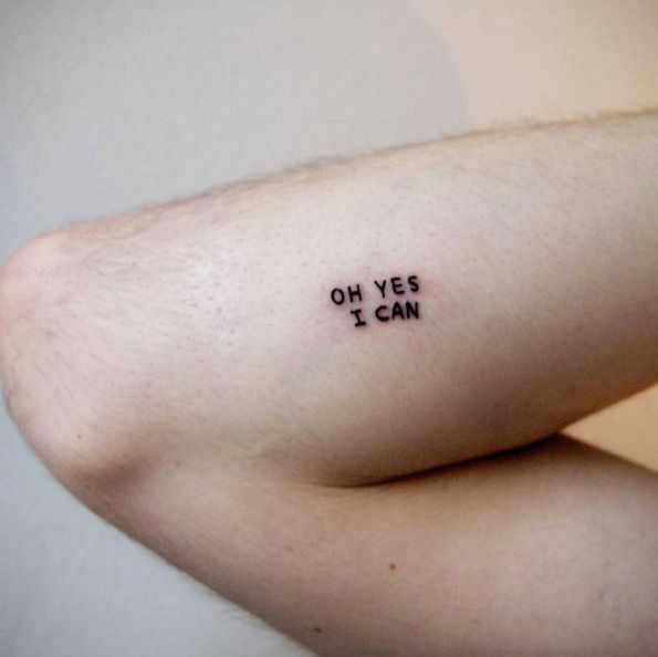 60 Tiny Tattoos You Can T Help But Love Tattoos On Men