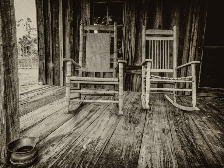 Rocking Chair On Porch Drawing   Google Search