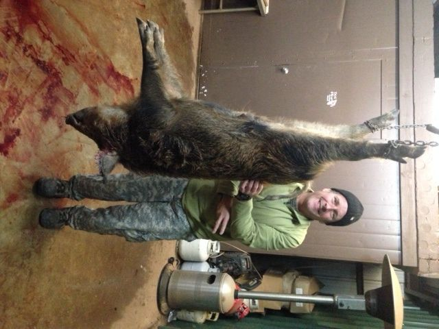 Texas Hog Hunting Rifle Packages - Texas Hog Hunts - Dos Plumas Hunting Ranch