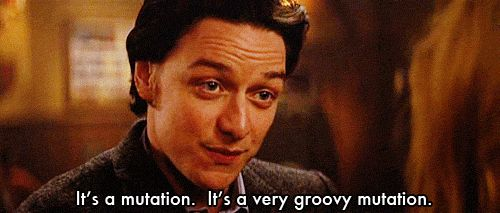 Charles Xavier gif quote X Men; First Class.