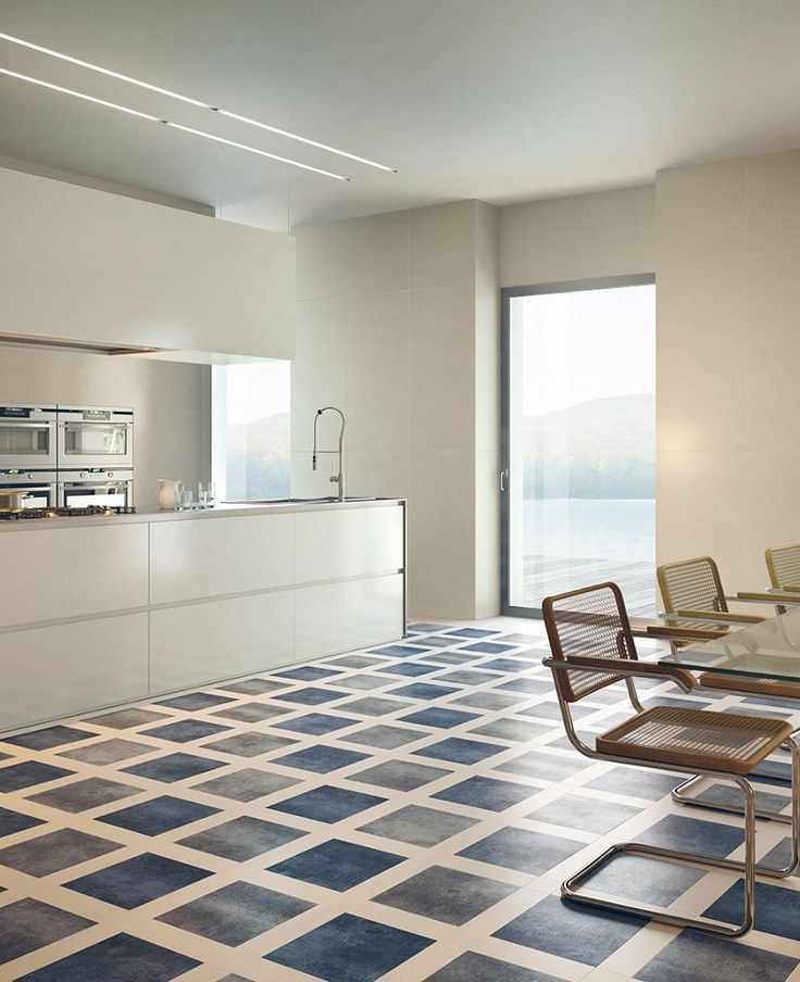 Porcelain stoneware wall/floor tiles PLAYONE by @dsgceramiche