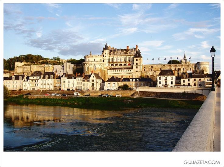 Chateau d' #Amboise, Val de Loire, France | Castello di Amboise, Valle della Loira, Francia [copyright GIULIAZETA.COM]