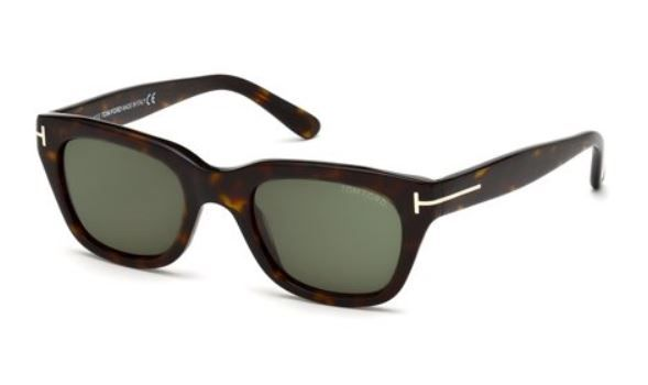 Tom Ford sunglasses, Snowden, as worn by James Bond in Spectre, FT0237 Col 52N