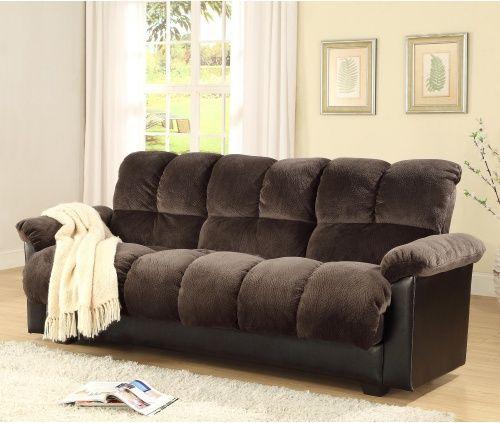 milton green london storage futon sofa bed with champion fabric futons at hayneedle