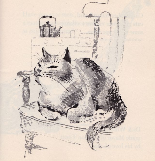 Cats and Their People in Haiku by Louise Lessin, illustrated by Arouni (1968). http://www.amazon.com/Their-People-Haiku-Louise-Lessin/dp/0839713002/ref=sr_1_1?ie=UTF8=1342602925=8-1=cats+and+their+people+in+haiku