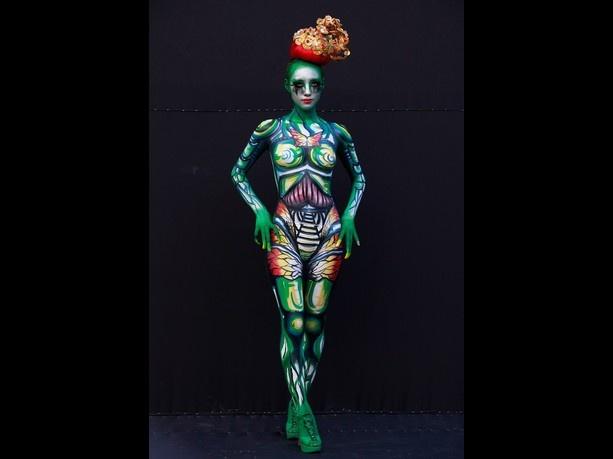 Pictures Daegu International Body Painting Festival 2012 - Galleries   UK Metro