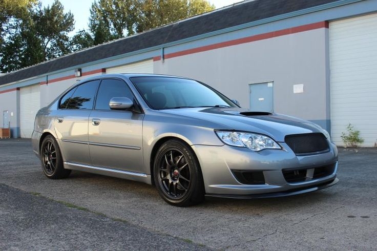 Available from 2006-2009, the Subaru Legacy 2.5GT spec.B flew in rare air right from the start. Only 500 of the super sleeper were brought to the U.S. in it's first year, 432 in 2007 and so few between 2008-2009 that the internet doesn't even know how many!