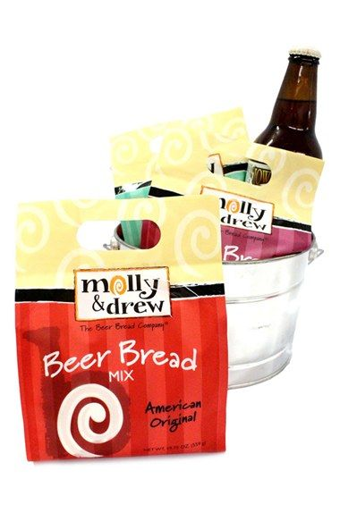 Molly & Drew The Beer Bread Company Assorted Beer Bread Mix (3-Pack)