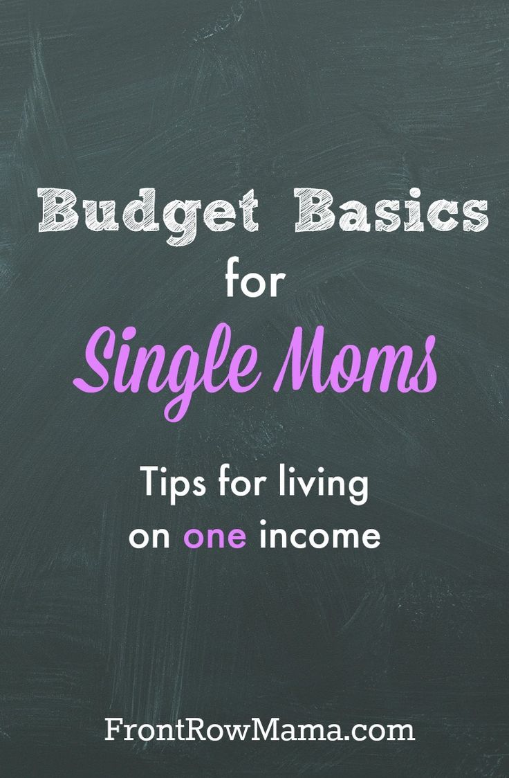 Living on one income can be stressful, but it an also make you very creative and resourceful. Here are some tips on how to live within your means, eliminate debt and build a savings.