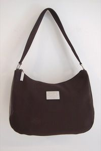 UsedNotConfused — DKNY Brown Tote www.usednotconfused.com