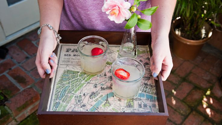 Go global without leaving home: 6 ways to decorate with maps