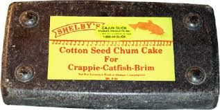 Cottonseed Cake For Fishing