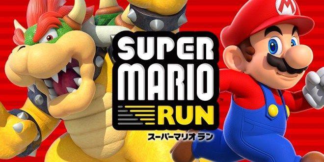 'Super Mario Run' Android Cihazlara da Geliyor