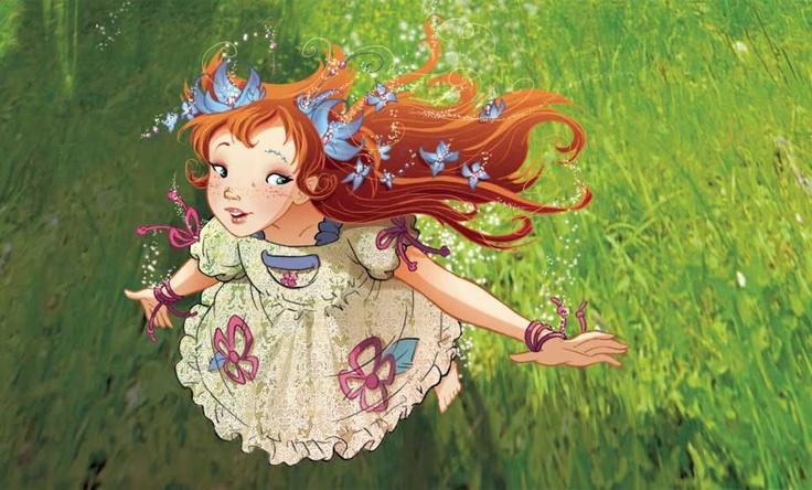 Fairy Oak- Vanilla Periwinkle