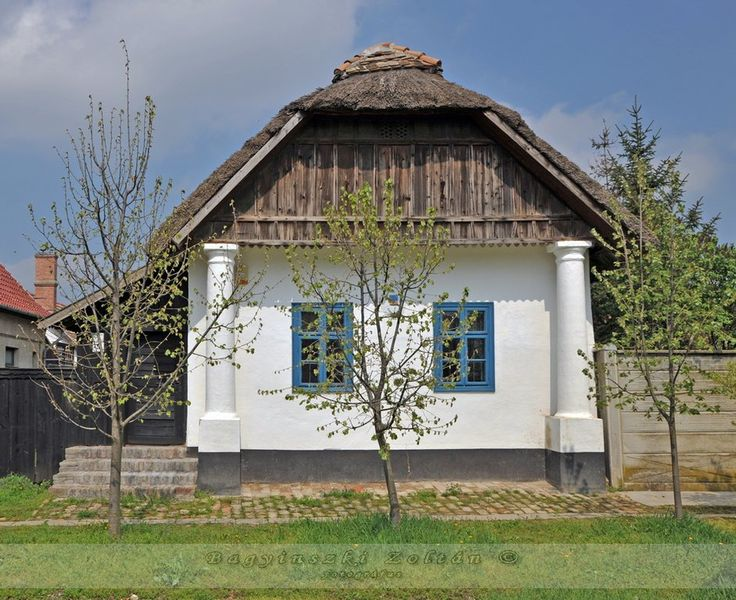 Folk architecture of Hungary – Fronts | Zoltán Bagyinszki photographer