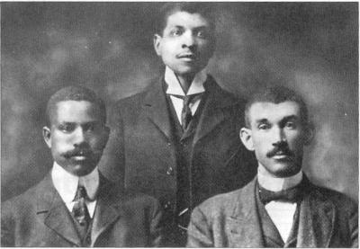 North Carolina Mutual Life Insurance Co. In 1898, followers of Republican Booker T. Washington's economic philosophy -- Charles Clinton Spaulding, medical doctor Aaron McDuffie Moore, and ex-slave and entrepreneur John Merrick -- founded the first black-owned and -managed insurance company. In 1934 it was the nation's largest black-owned business. (Be sure to check out the video link below) http://www.ncmutuallife.com/newsite/videos/past_present_future.html