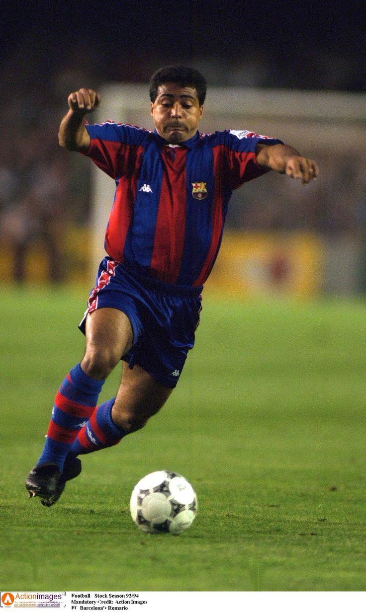 Before Neymar, Ronaldinho, Ronaldo and Rivaldo, there was Romario (1993)