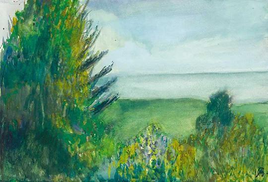 Bernáth, Aurél (1895-1982) - Landscape