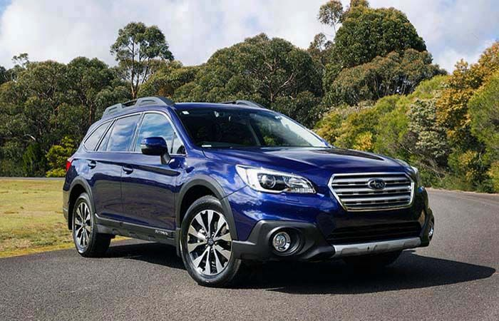 2019 Subaru Outback: New Improvements on AWD Platform