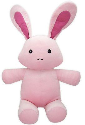 Ouran High School Host Club BunBun Rabbit Anime Pink Bunny Large Plush New!