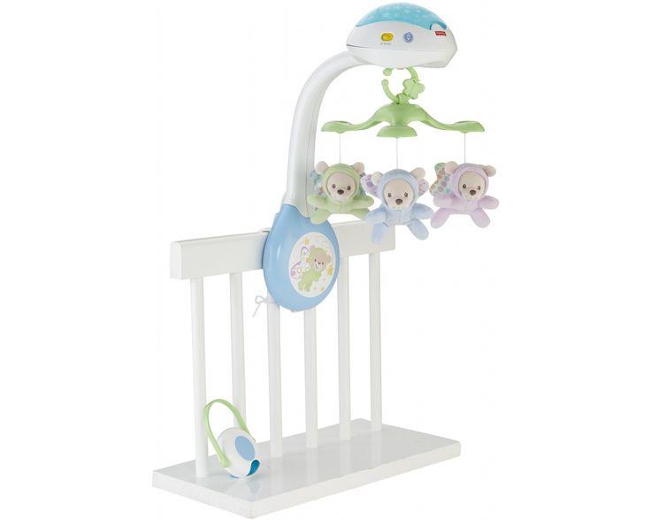 """Мобиль """"Мечты о бабочках"""" Fisher-Price Мобиль для спокойного сна малыша, который можно прикреплять и на кроватку и на стол."""