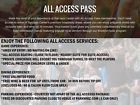 #lastminute  2 ALL ACCESS TICKETS TO ANY BROOKLYN NY NETS GAME AT BARCLAYS CENTER S109-110 R7 #deals_us