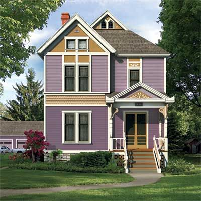 18 best images about house colors on pinterest for Victorian exterior color schemes