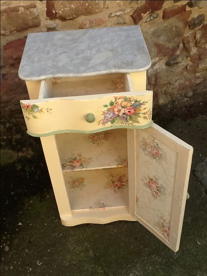1000 images about decoupage muebles furniture on for Muebles ezcaray