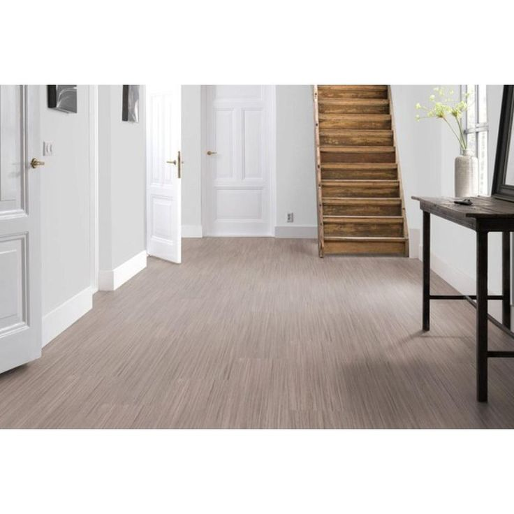 Marmoleum Click Trace of Nature Linear 9.8 mm Thick x 11.81 in. Wide x 11.81 in. Length Linoleum Flooring (6.78 sq. ft. / case)