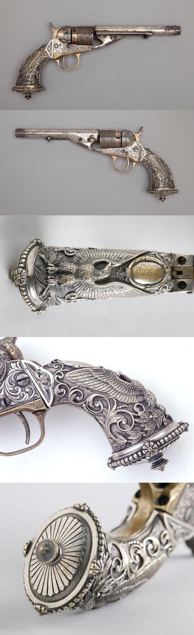 各一些装饰着别致花纹的枪,部分制造于17...