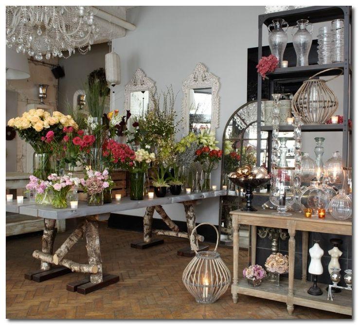 Shop Decor: 25+ Best Ideas About Flower Shop Interiors On Pinterest