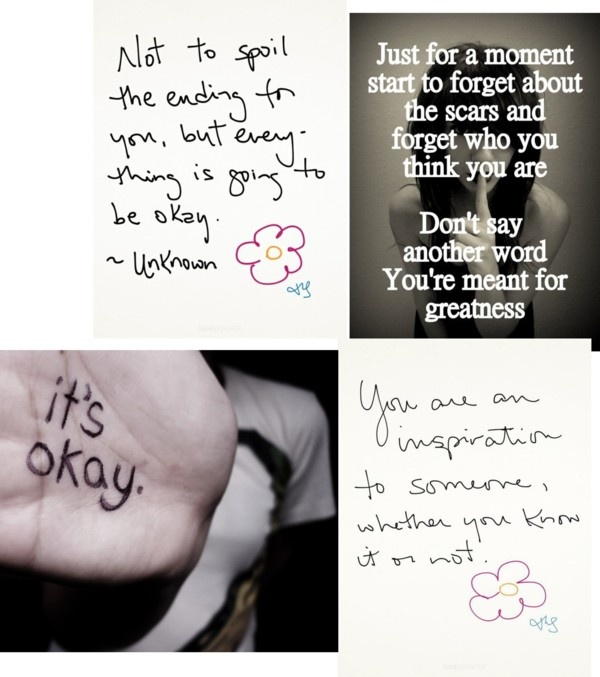 Emo Quotes About Suicide: 17 Best Images About Self Harm Quotes On Pinterest