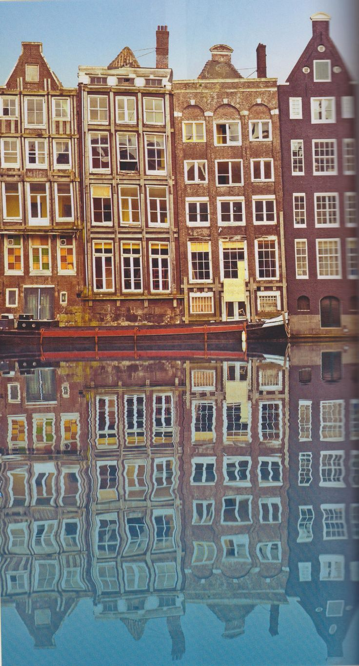 Amsterdam #reflection