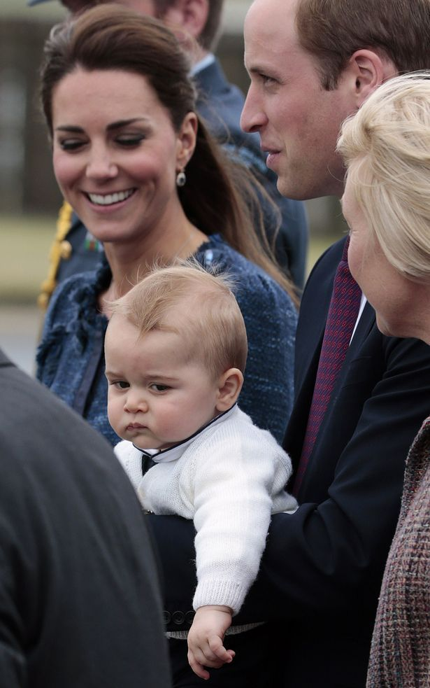 9 reasons grumpy Prince George may be thoroughly unimpressed by New Zealand and Australia  http://www.mirror.co.uk/news/uk-news/9-reasons-grumpy-prince-george-3419912#ixzz2z462mWXn  Follow us: @DailyMirror on Twitter | DailyMirror on Facebook