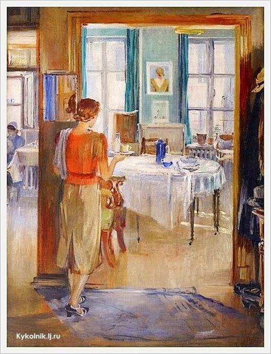 Пименов Юрий Иванович (Россия, 1903-1977) часть VII — c 1967 по 1969 годы. - «Впечатления дороже знаний...»